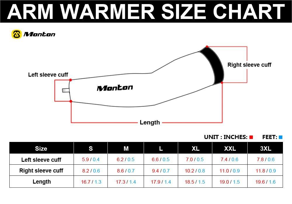 arm-warmer-size-chart