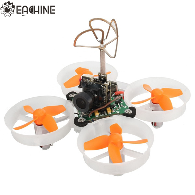 Newest <font><b>Eachine</b></font> E010S 65mm Micro FPV Racing Quadcopter With 800TVL CMOS Based On F3 Brush Flight Controller