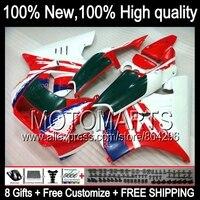 Красный белый Комбинезоны для Honda NSR250R MC21 PGM3 90 93 NSR 250R красный зеленый 14JK1 NSR250 R 90 91 92 93 1990 1991 1992 1993 обтекателя