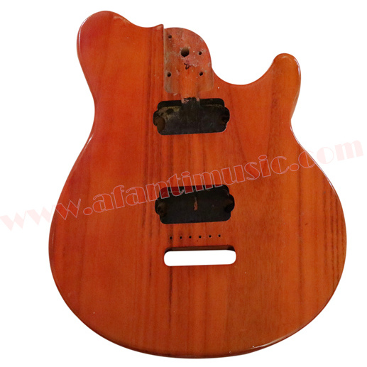Afanti Music DIY guitar DIY Electric guitar body (ADK-130)