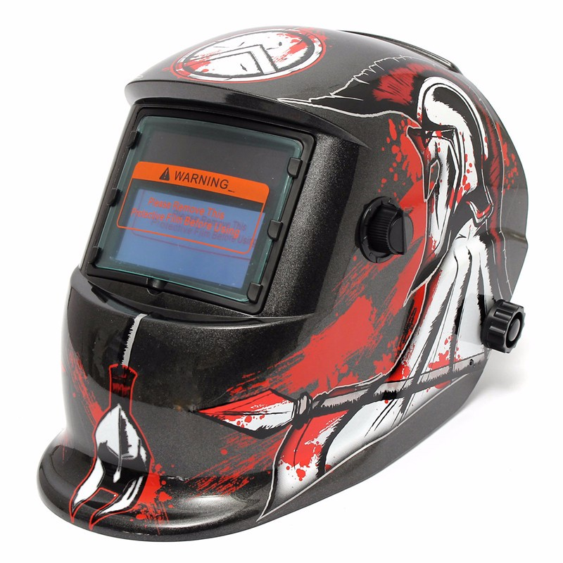 Pro Solar Auto Darkening Welding Grinding Helmet For Welder ARC TIG MIG Mask Fashion Design  цены