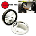 2pcs/1pair universal car 2 Sides Wide Angle Round Convex Car Vehicle Blind Spot Mirror Auto RearView for all car free shipping