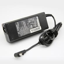 Питание iphone зарядное устройство переменного тока для ноутбука для персональных компьютеров 19 V 4.74A 5,5 мм * 2,5 мм 90 Вт адаптер переменного тока для шлюза SA1 PA6A T-6818c ma7 мл ADP-65HB