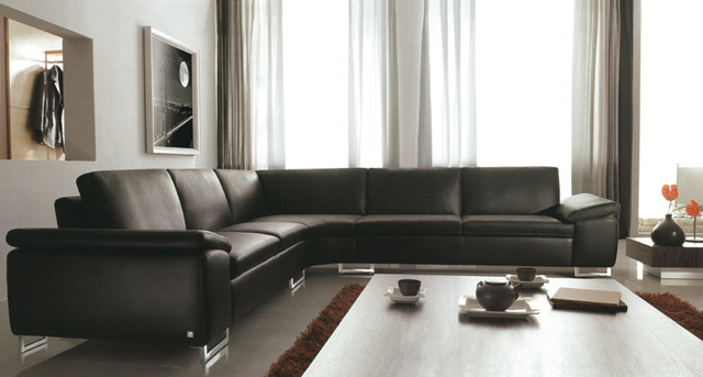 Ikea Woonkamer Hoekbanken : Luyue eerste laag van geel leder minimalistische ikea nu rijke