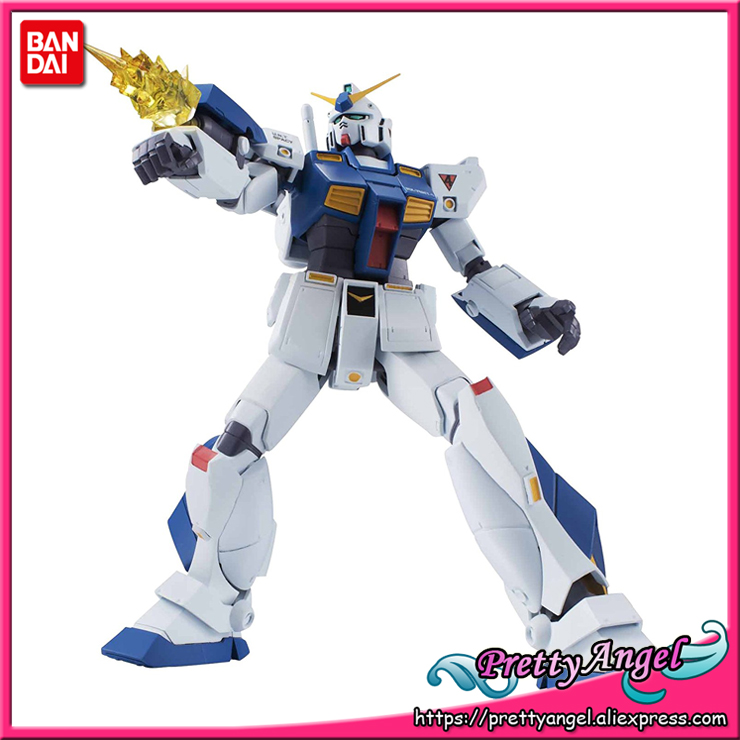 Genuine Bandai Tamashii Nations Robot Spirits 234 Mobile Suit Gundam 0080 RX-78NT-1 Gundam NT-1 ver. A.N.I.M.E. Action Figure free shipping 59 j0b01 cg1 compatible bare lamp for benq pb8720 pe8720 w10000 w9000