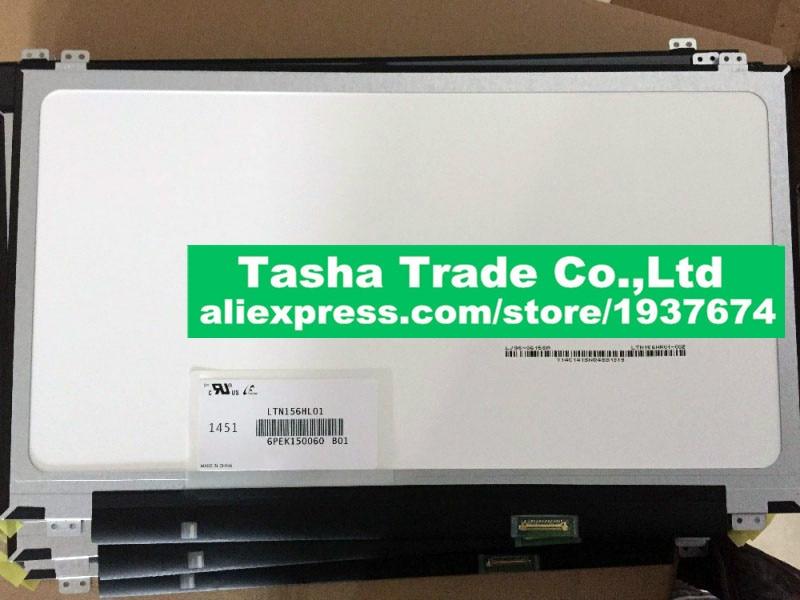 LTN156HL01 for Acer V5-572G 573G 552 LCD Screen Panel Display Slim IPS 30pin 15.6 for lenovo y50 z510 g50 70 screen lcd screen panel display ltn156hl01 slim ips 30pin 15 6