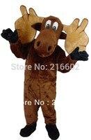 Moose Mascot Adult Costume Mascot costumes sale