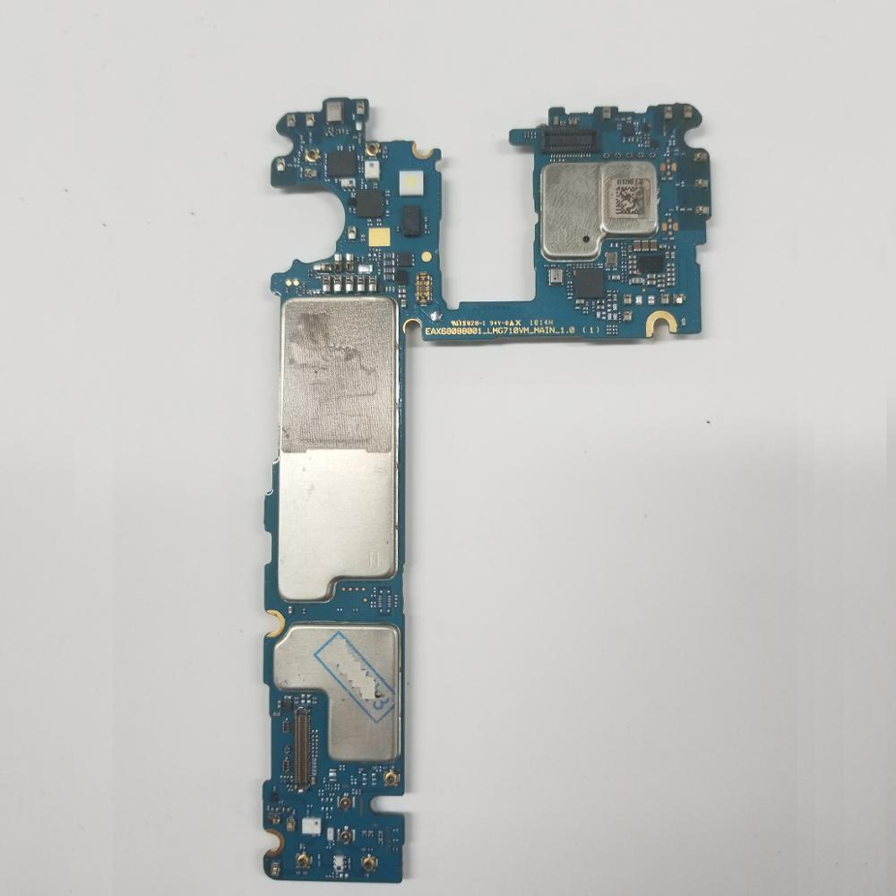 Main Motherboard Unlocked For LG G7 ThinQ G710 64GB
