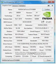 Haute qualité pour Dell Alienware 18 M18X R2 R3 R4 18 pouces ordinateur portable nVidia GeForce GTX 980 M Sli GPU 8 GB GDDR5 carte graphique envoyer DHL