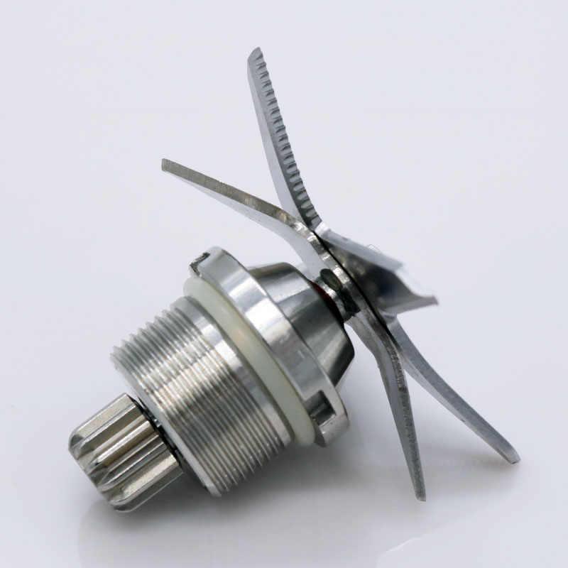Alta qualidade Japão lâmina de faca ommercial blender liquidificador peças de Reposição peças de Reposição Lâminas Liquidificador jar 2l
