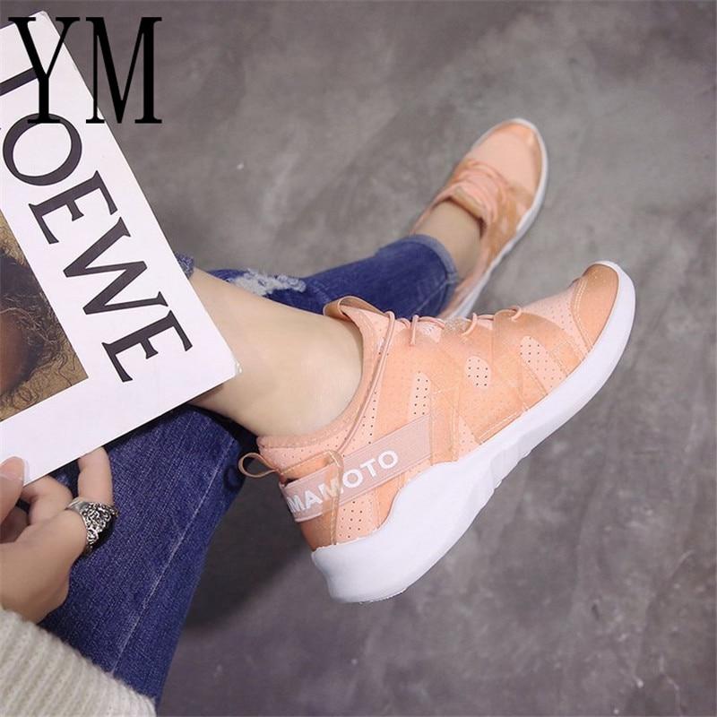 Tenis Ocasionales Libre Feminino Zapatos Lace Up Aire Zapatillas Al Mesh Air Mujeres blanco 009 Ligero rosado 40 Negro Mujer Transpirable Vulcanizada wFXx7zIqXS