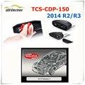 2017 Новый Авто OBDII СКАНЕРА TCS CDP 150 Автомобили/Грузовики диагностические инструменты Сканер 2014 r2/r3 ds с bluetooth бесплатная доставка