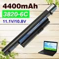 4400 мАч 6 ячеек батареи ноутбука для acer Aspire 3820 3820 T 4820 Т 4820TG 7339 7745 Г 7745 Г 3ICR66/19-2 AS10B5E AS10E7E BT.00606.009