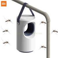 Original Xiaomi Smart Home Mückenschutz Automatische Photokatalysator Moskito Mörder Niedrigen Stumm Blau Moskito Moskito Lampe