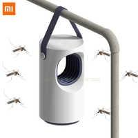 Original Xiaomi Smart Home Mosquito Repellent Automatic Photocatalyst Mosquito Killer Low Mute Blue Mosquito Mosquito Lamp