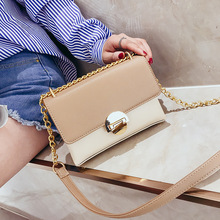 2018 New Style famous brand Minimalist Crossbody Bag women Shoulderbag messenger diamond Chain Puzzle Ring bags for women