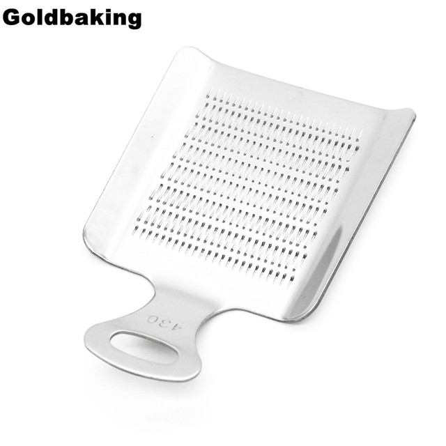Stainless Steel Ginger Grater Garlic Grater Kitchen Tool