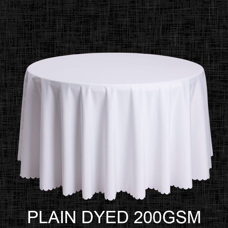 Achetez en gros blanc nappe en ligne des grossistes - Nappe rectangulaire grande taille ...