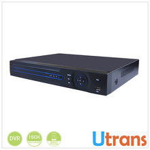 AHD DVR 16CH Standalone Linux H.264 1080P Surveillance Video Recorder 16 Channel 4TB HDD HDMI Output P2P CCTV Security DVR