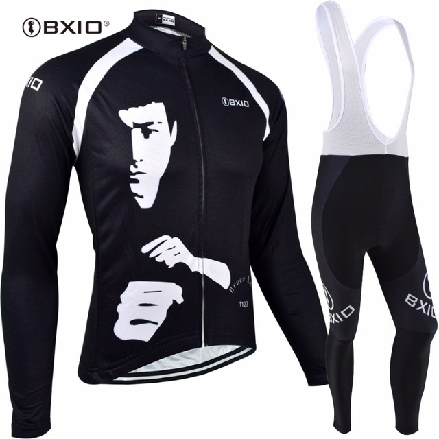 Invierno Ropa Ciclismo BXIO Brand Pro Team Bike Clothing Warm Long Sleeve  Bicycle Sportswear Winter Thermal Cycling Jerseys 102 472fa6809