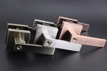 Бесплатная доставка один болт замок номера дверные ручки интерьер замка с 3 шт. латунные ключи 3 цветов HM98