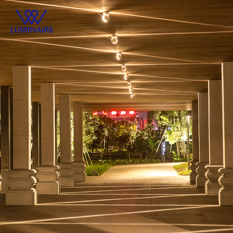 Us 37 36 25 Off Vw Led Outdoor Light 6w Cree Window Lights Aluminium Waterproof Ceiling Porch Garden Projector Exterior Lighting In