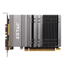 ZOTAC видеокарта GeForce GT610 1 ГБ 64Bit GDDR3 GPU карта NVIDIA оригинальные GT 610 1GD3 VGA, HDMI, Dvi PCI-E Iceman VB VD Графика карты