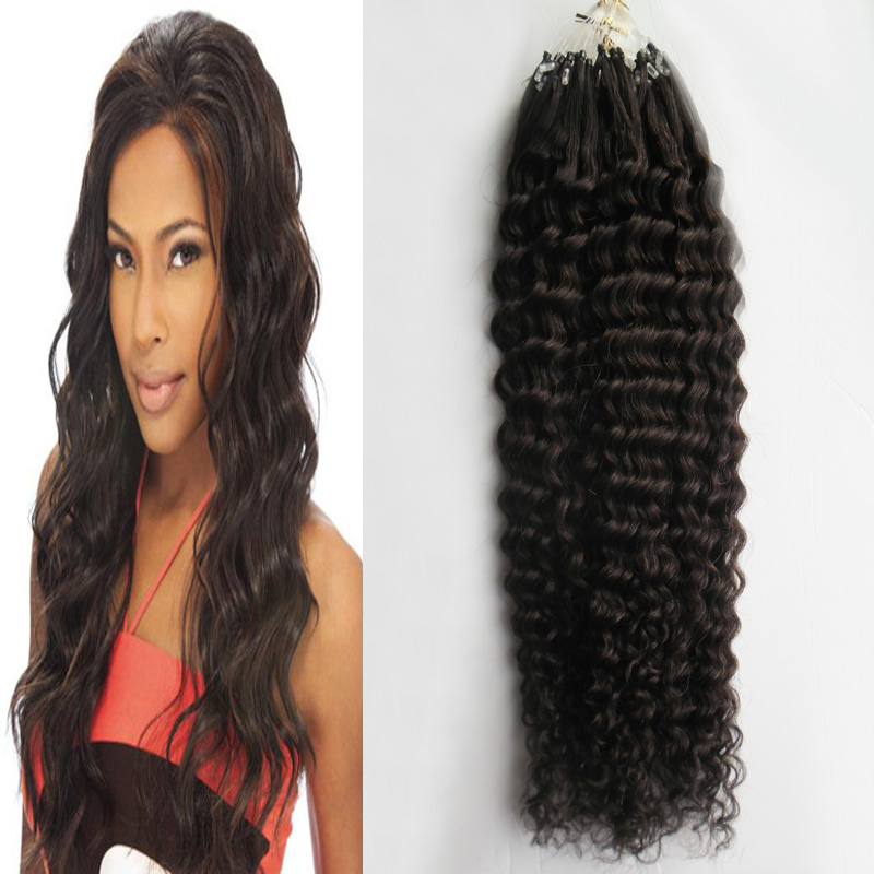 Hot Micro Bead Hair Extensions 50g Micro Loops Rings Anillo
