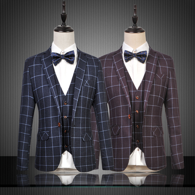 Online Buy Wholesale mens suits uk from China mens suits uk