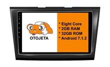 Восемь основных Android 7.1.2 2 ГБ Оперативная память otojeta автомобильный DVD для Ford Taurus EcoBoost 2015 сенсорный экран стерео радио GPS 1080 P WI-FI 3G/4 г