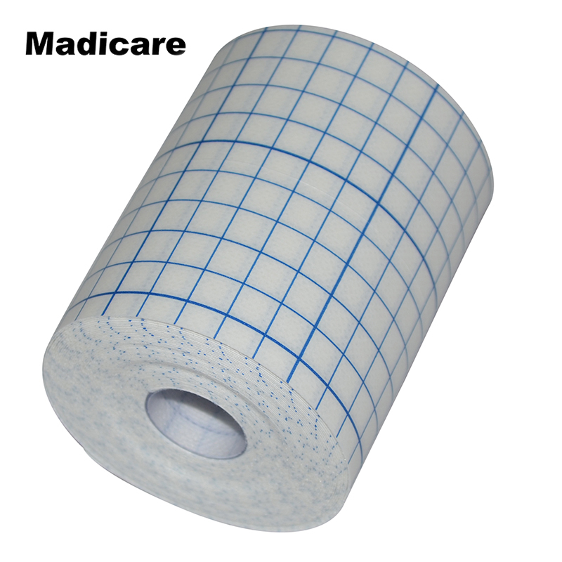 10cm x 10m Non Woven Tape Surgical Taping Adhesive Nonwoven Medical Dressing Hypoallergenic Wound Dressing Fixomull Tapes