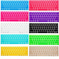 enlish language  US layout Silicone Keyboard Skin Cover Film For macbook Pro Retina 13 15 keyboard Cover for mac book Air 13