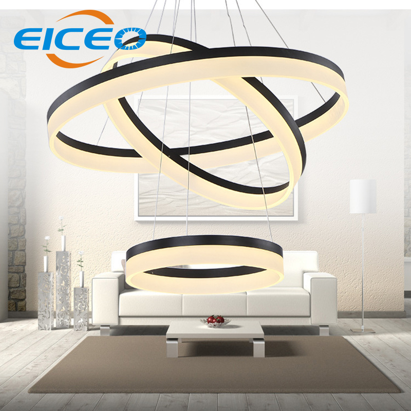 (EICEO) Hotel Cafe LED Chandelier Living Room Bedroom Lighting Atmosphere Creative Triangle Lights Pendant Lamp 20cm 60cm 80cm creative iron triangle pendant lights personality bar living room bedroom clothing store lighting pendant lamps za fg328