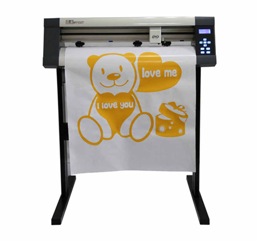 MK Best Price of Printing and Cutting Plotter Machine
