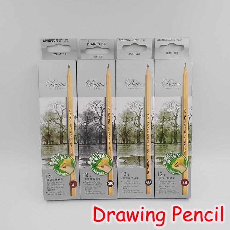 профессиональный карандашный рисунок набор