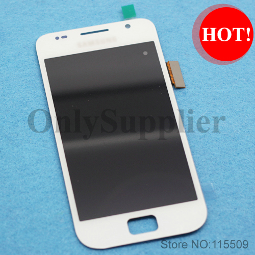 Free shipping Original Full LCD Display with Touch Screen Digitizer For Samsung i9000 i9001 Galaxy S Plus White lcd new lcd digitizer with touch screen glass for samsung galaxy s5 active g870 g870a free shipping
