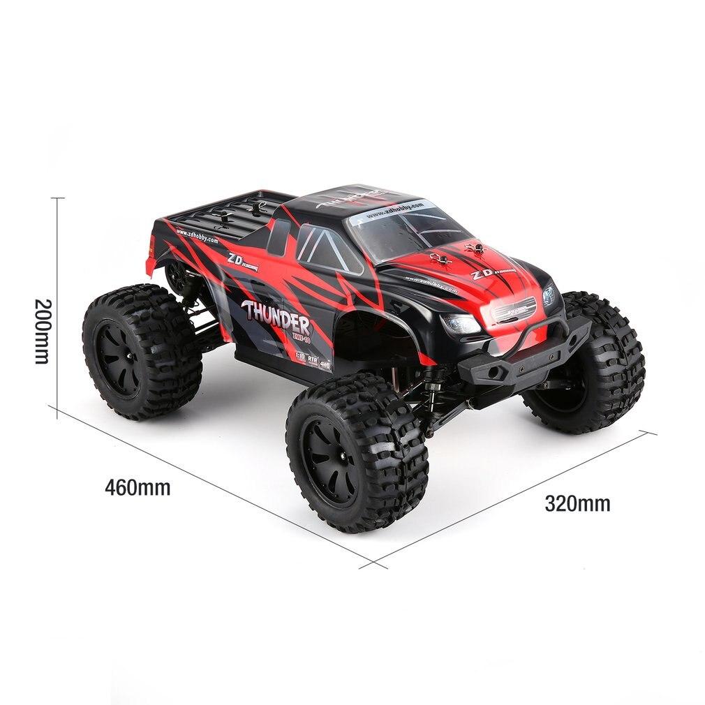 Радиоуправляемый автомобиль водонепроницаемый ударопрочный 1:20 зарядка Детский пазл гоночный скоростной автомобиль с дистанционным управ... - 6