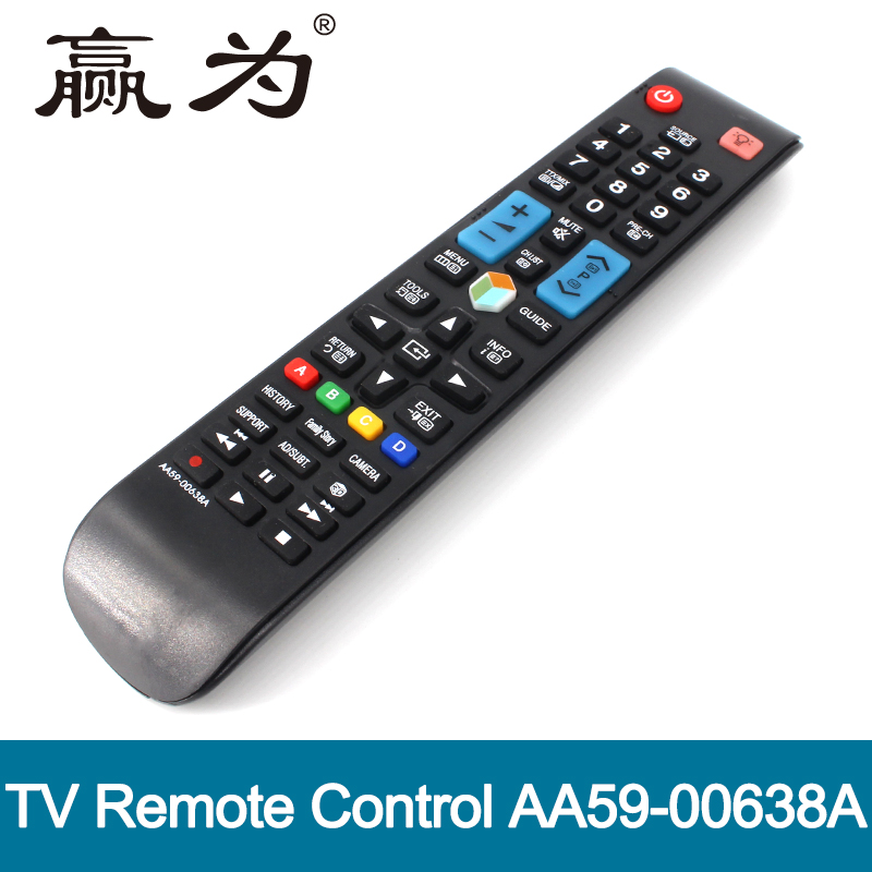 Universal Remote Control For Samsung AA59-00638A Smart Remote Controller Television Smart TV brend new genuine original remote control for philips ht090316 13 05 31 tv television fernbedineung