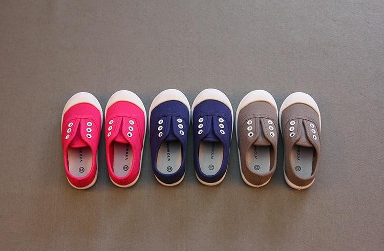 Fëmijët këpucë pranverë vjeshtë Vogël për djem vajza këpucë - Këpucë për fëmijë - Foto 2