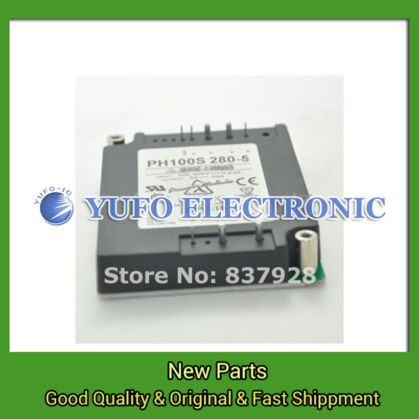 Free Shipping 1PCS  PH100S280-5 power module DC-DC AC-DC supply new original special YF0617 relay 6es7284 3bd23 0xb0 em 284 3bd23 0xb0 cpu284 3r ac dc rly compatible simatic s7 200 plc module fast shipping