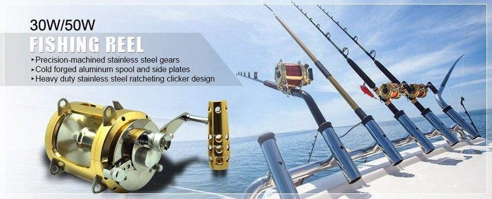 game fishing reel