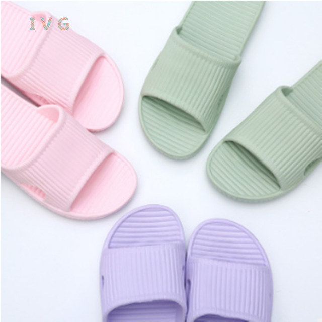 2a53825c10400 Aliexpress.com : Buy Men and women shoes Indoor slippers multiple color  size 35 43 free shipping from Reliable Slippers suppliers on Bonnie BI2  Store