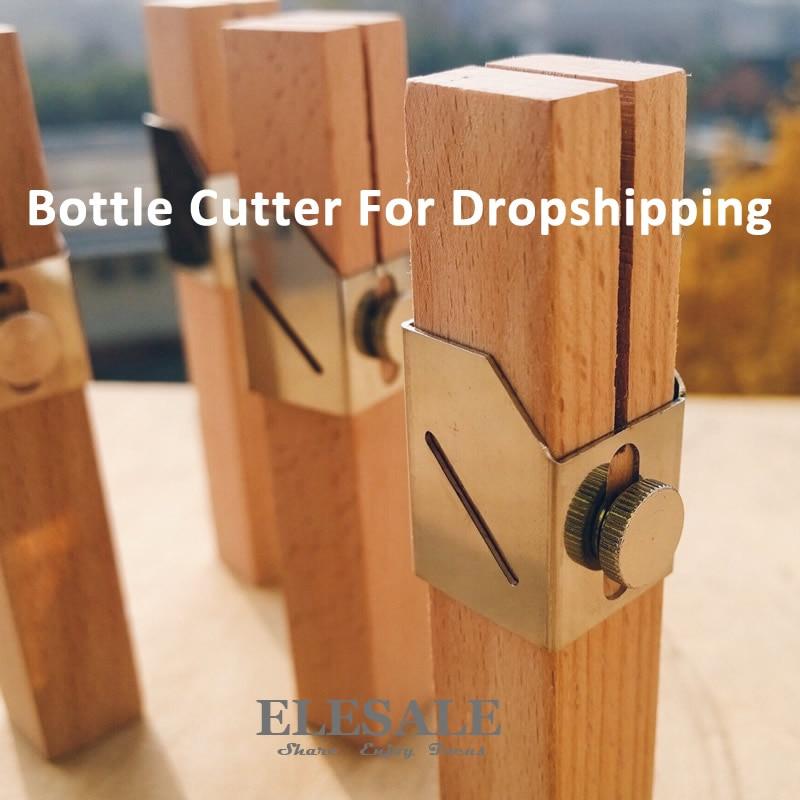 bilder für Neue Kunststoff Flasche Cutter Kreative DIY Tragbare Outdoor Flasche Cutter Umweltschutz Seil Drop Shipping