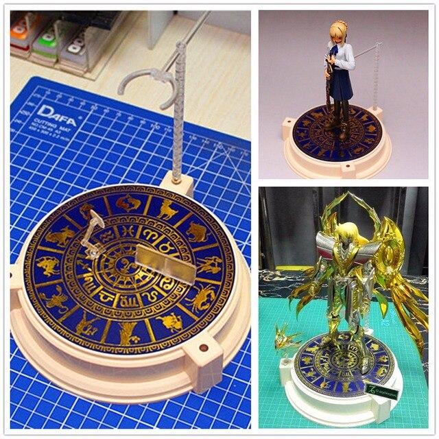 אנוביס Bronzing מהדורה מיוחדת שנים עשר כוכבים בסיס עבור Bandai Saint Seiya דמות & מודל אחר