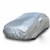Car Covers Size S/M/L/XL/XXL Waterproof Full Car Cover Sun UV Snow Dust Rain Resistant Protection For Mercedes BMW Toyota Mazda
