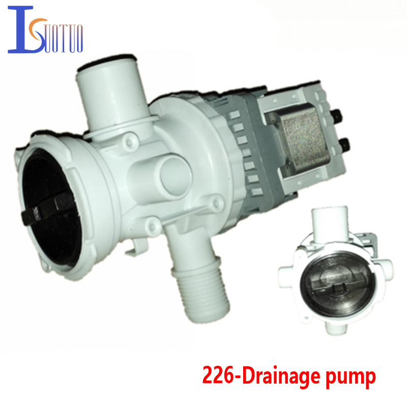 Midea drum washing machine drain pump MG52-1007S 8001  pump motor horse 2016year very hot sale p shaft washing machine shaft washing machine drum shaft