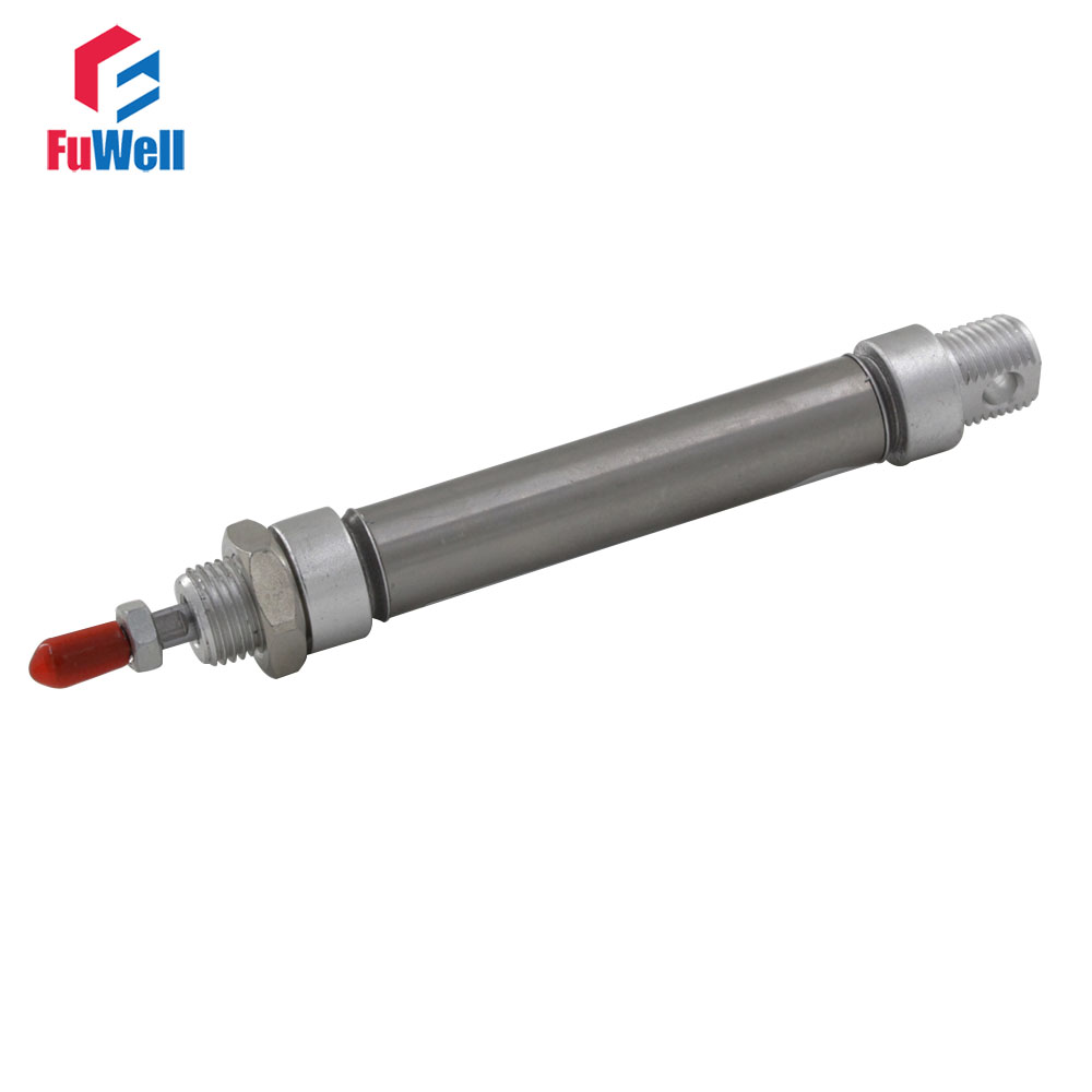 MA 16mm Bore Pneumatic Cylinder 25/50/75/100/125/150/175/200mm Stroke Stainless Steel Single Rod Double Acting Air Cylinder mgpm63 200 smc thin three axis cylinder with rod air cylinder pneumatic air tools mgpm series mgpm 63 200 63 200 63x200 model
