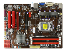 Free shipping 100% original desktop motherboard for Biostar H55A+ LGA 1156 DDR3 RAM 16G Motherboard Desktop Boards