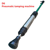 Pneumatic Tamping Machine Earth Sand Rammer Tamper Hammer Sander 950 1095MM D6 Y