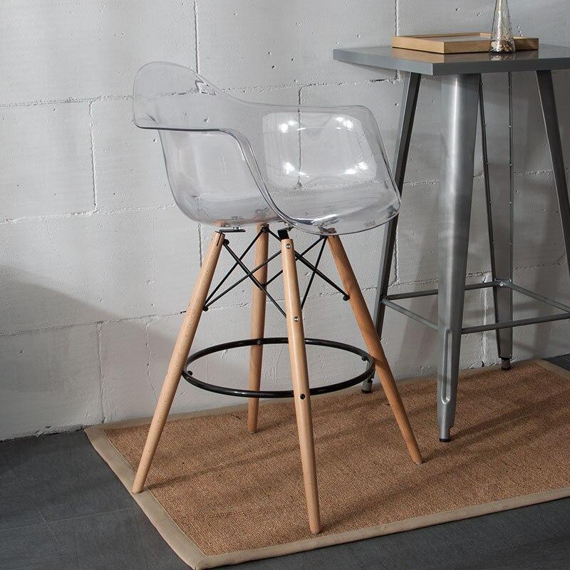 Online Get Cheap Holz Barhocker Design -Aliexpress.com | Alibaba Group | {Barhocker modern 25}